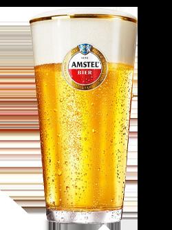 Amstel Vaasje bierkaart