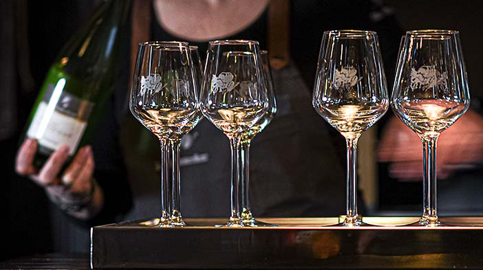Hessenkar wijnkaart