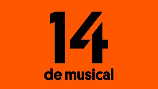 14 de musical AFAS theater Leusden